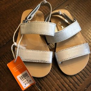 Little girl strapy sandals
